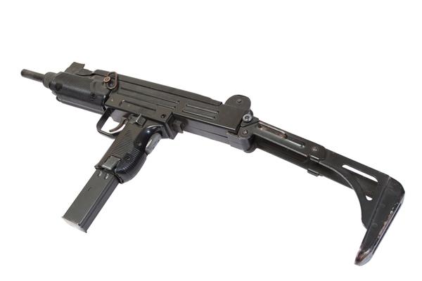 Range Time with the Uzi Submachine Gun