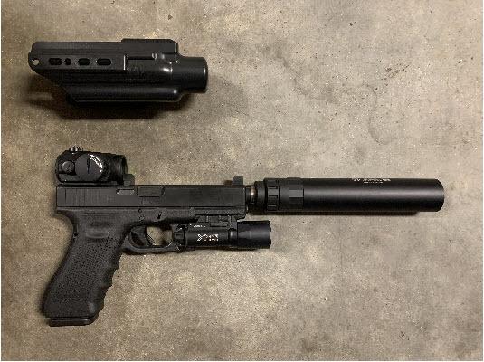 The Armordillo Concealment X-FER V2