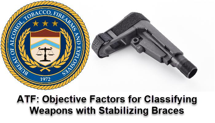 BATF Proposal on Stabilizing Braces