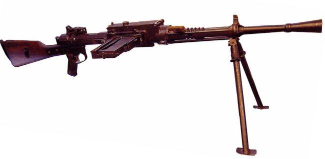 Breda Modello 30 Light Machine Gun