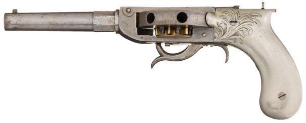 Cochran Turret Revolver