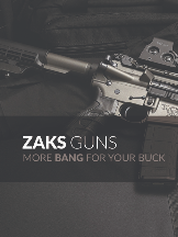 FFL Dealer ZAKS GUNS LLC in MADERA CA