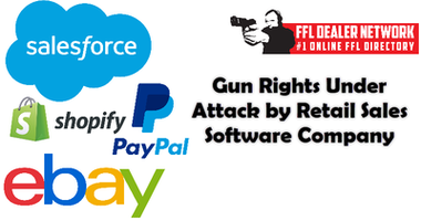 Gun Rights Under Attack by Retail Sales Software Company