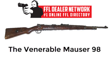 "The Reliable Mauser 98 and Its ""Claw"" Extractor"