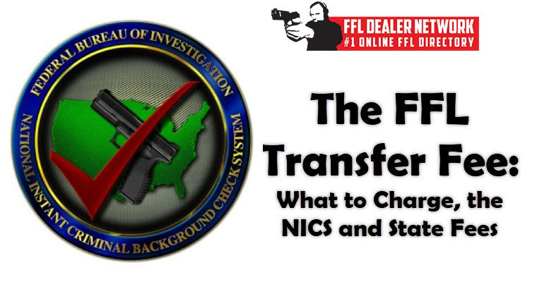 Your FFL Transfer Fee