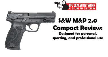 The S&W M&P 2.0 Compact in .45 ACP