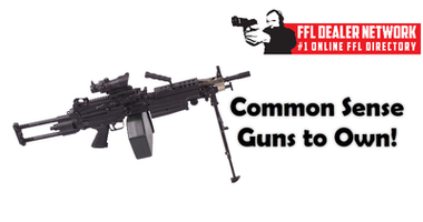 Common Sense Guns to Own