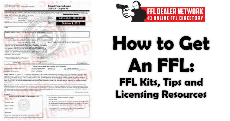How to Get an FFL