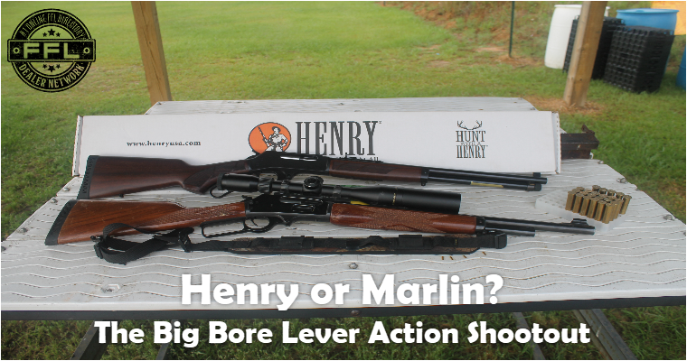 Henry v. Marlin: The .45-70 Debate
