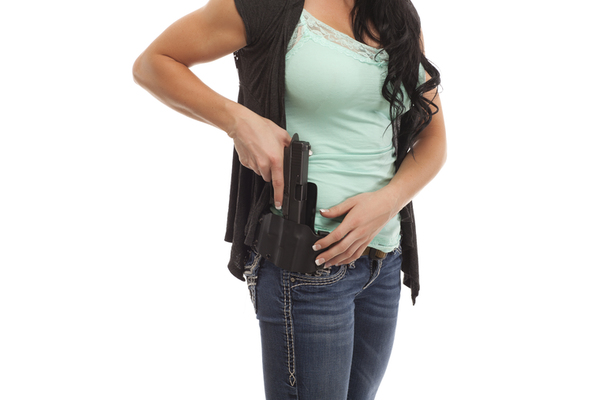 Open Carry vs Concealed Carry