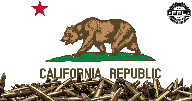 Judge Blocks California Ammo Law