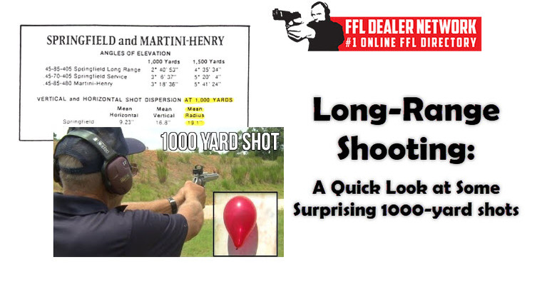 Long-range Shooting: Surprising 1000 Yard Shots