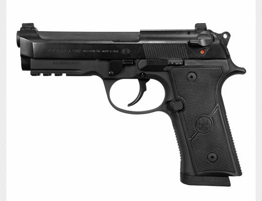 Beretta  Handgun Review Of The APX RDO Centurion and 92X Centurion